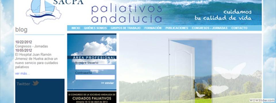 Paliativos Andalucía